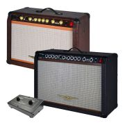 Cubo Amplificador Para Guitarra Oneal OCG1202 2x12 220w