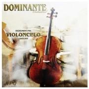 Encordoamento Dominante Orchestral P/ Violoncelo