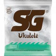 Encordoamento SG Ukulele Tenor Nylon