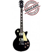 Guitarra Les Paul Strinberg Lps230 Preta Regulada