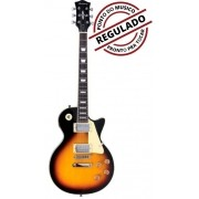 Guitarra Les Paul Strinberg Lps230 Sunburst Regulada