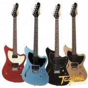 Guitarra Tagima Jet Blues Semi Acústica Hand Made In Brasil