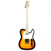 Guitarra Strinberg Tc120 Telecaster Sunburst | Regulada