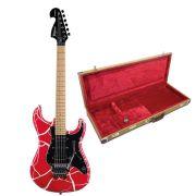 Guitarra Tagima JA2 Signature Juninho Afram C/ Case Luxo