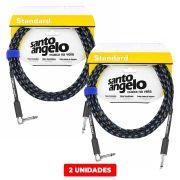 Cabo Santo Angelo Standard L Textil P10-P10L 4.57 Metros 15FT