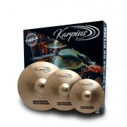 "Kit Pratos B8 Karpius Hebreus 14"" 16"" 20"""