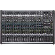 Mesa Som Mixer Mackie Profx22 16 Efeitos 22 Canais C/ Usb
