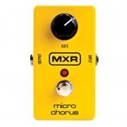 Pedal De Efeito MXR MICRO CHORUS P/ Guitarra
