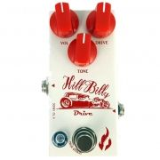 Pedal Fire Overdrive Hill Billy Compact Series