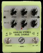 Pedal Guitarra | Baixo Nig Dual Chorus Analog Stereo