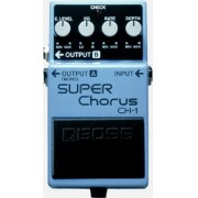 Pedal Guitarra Boss CH-1 Super Chorus