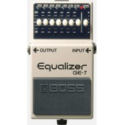 Pedal Guitarra Boss GE-7 Graphic Equalizer