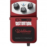 Pedal Waldman UDT3R Ultra Distortion P/ Guitarra
