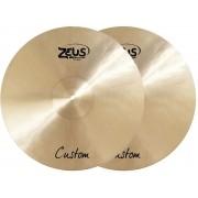 Prato HiHat 15 Zeus Custom ZCHH15 B20