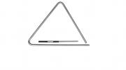 Triangulo Cromado Liverpool TR20