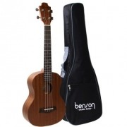 Ukulele Benson Tenor UB-26-B Sapele Com Bag Benson