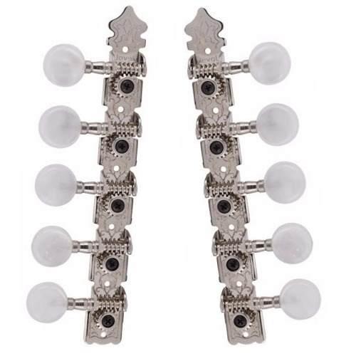 Tarraxa Deval 503 Luxo Pino Fino | Folk P/ Viola 10 Cordas