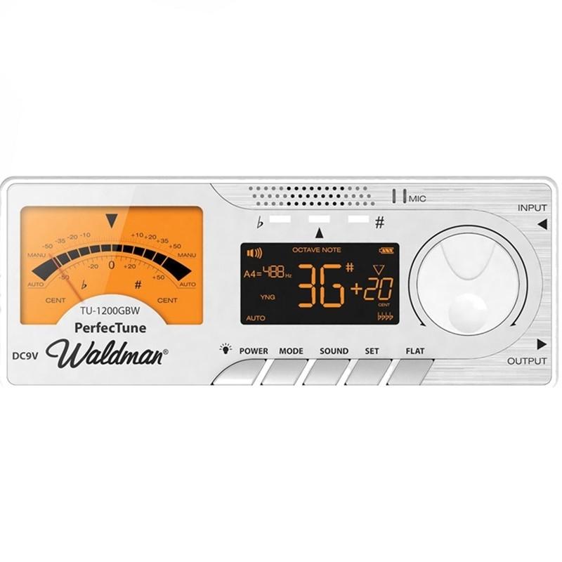 Afinador Cromático Waldman Perfectune TU1200