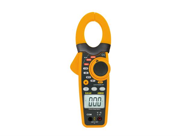 Alicate Amperimetro Digital Hikari HA-3600