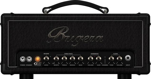 Cabeçote Amplificador Valvulado Bugera G5 Infinium P/ Guitarra