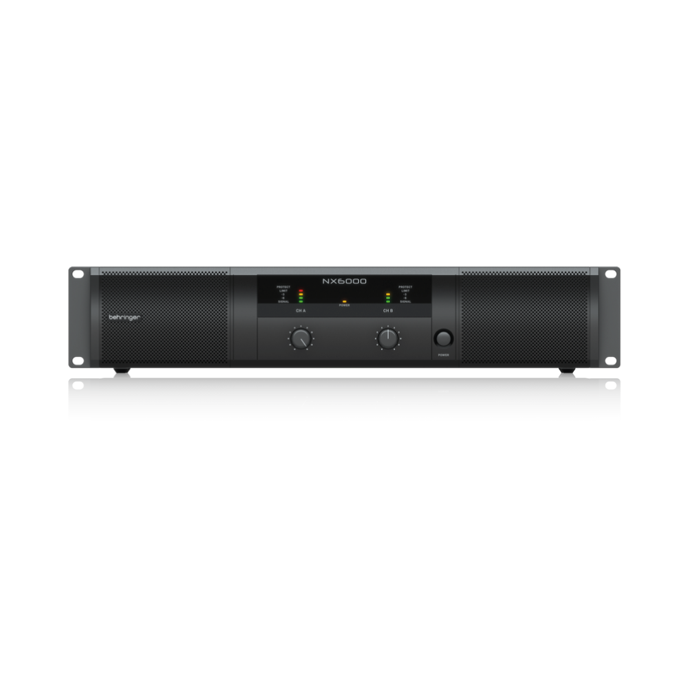Amplificador de Potencia - NX6000 - BEHRINGER