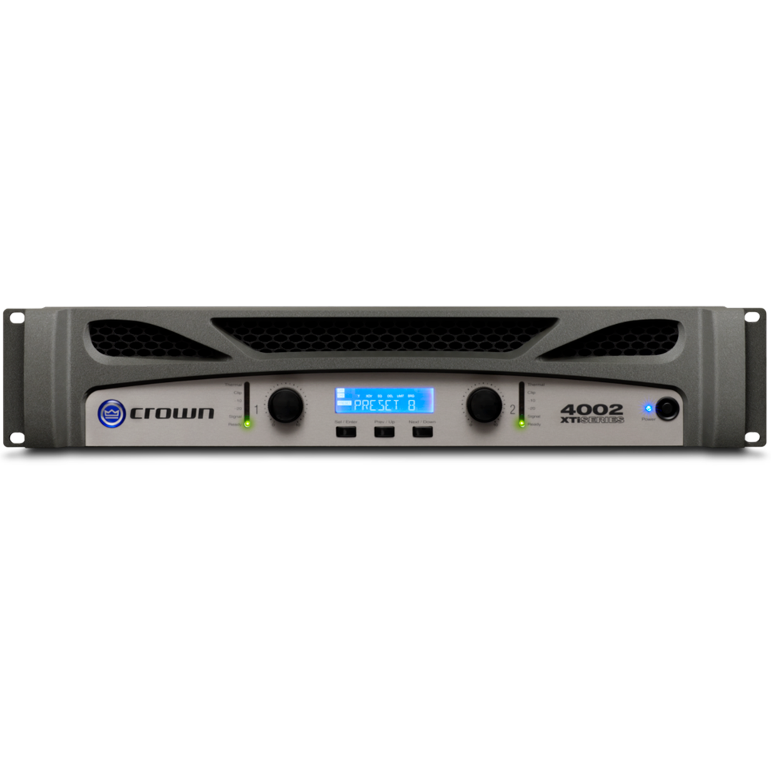 AMPLIFICADOR POTENCIA CROWN XTI 4002