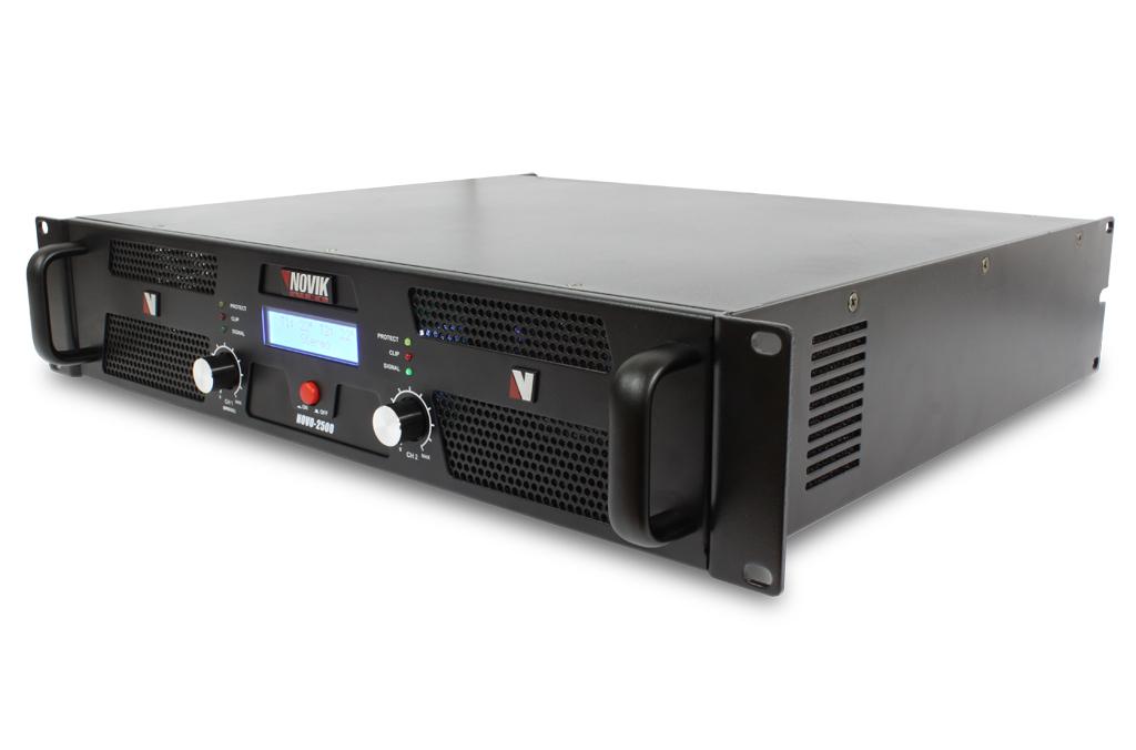 Amplificador Potência Novik Neo Novo 2500 2500w RMS