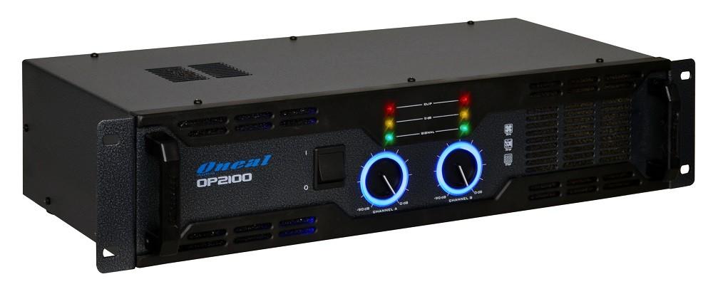 Amplificador de Potência Oneal OP2100 290w RMS Bivolt