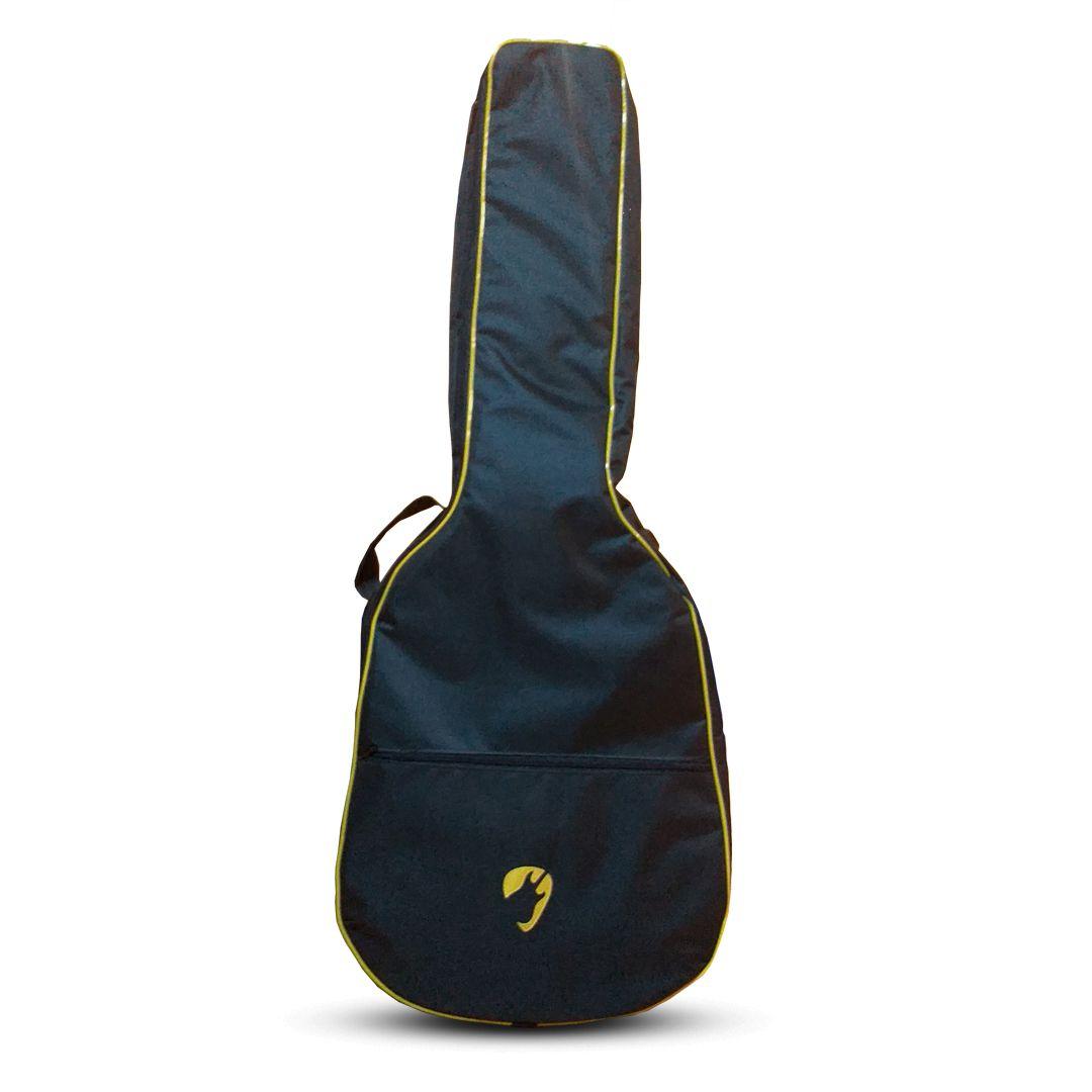 Bag Ponto do Musico Luxo Violao Classico I Mini Jumbo I Auditorium Preta