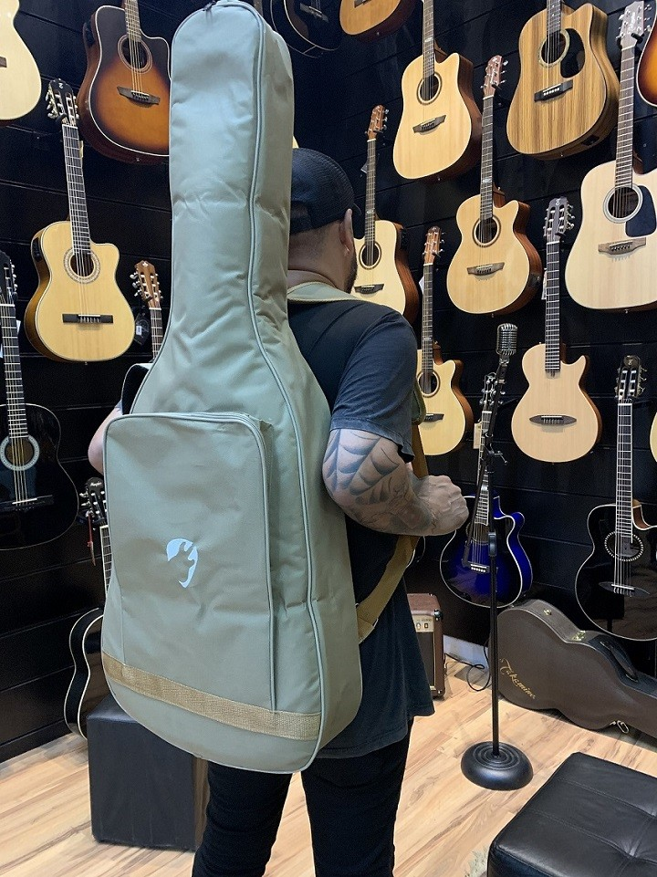 Bag Violão Classico Premium Ponto do Musico