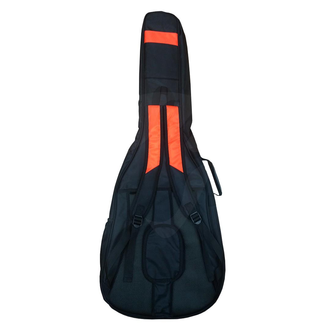 Bag Violão Folk Semi Case Reforçada Custom Sound