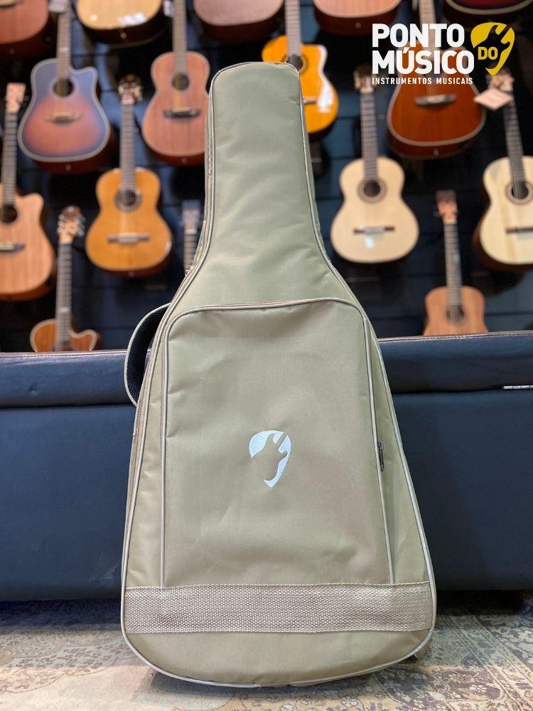 Bag Violão Jumbo Premium Ponto do Musico