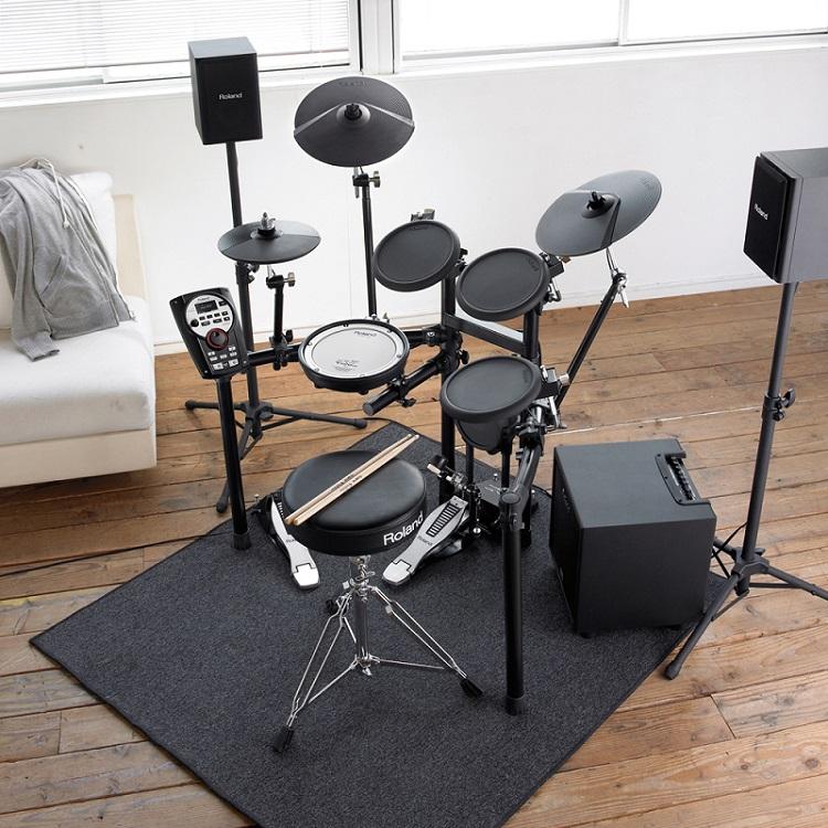 Bateria Eletronica Roland TD11K V-drums + Rack
