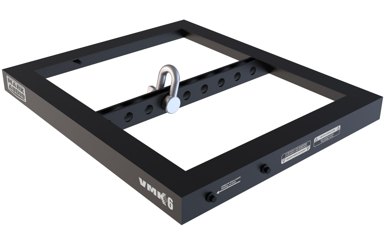 Bumper Mark Audio VMK6 Preto