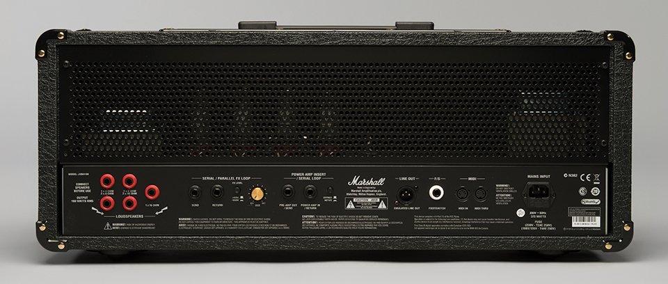 Cabeçote Amplificador Valvulado Marshall JVM410H P/ Guitarra
