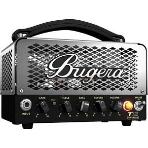 Cabecote valvulado p/ guitarra T5 INFINIUM - Bugera