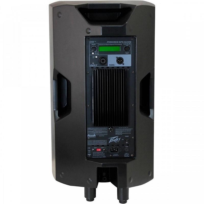 """Caixa Ativa 15"""" Peavey DM115 660w Dark Mater DSP"""