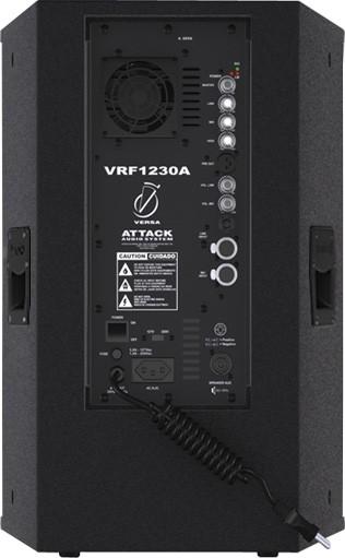 Caixa Ativa Attack 12 Versa VRF1230A 300w RMS