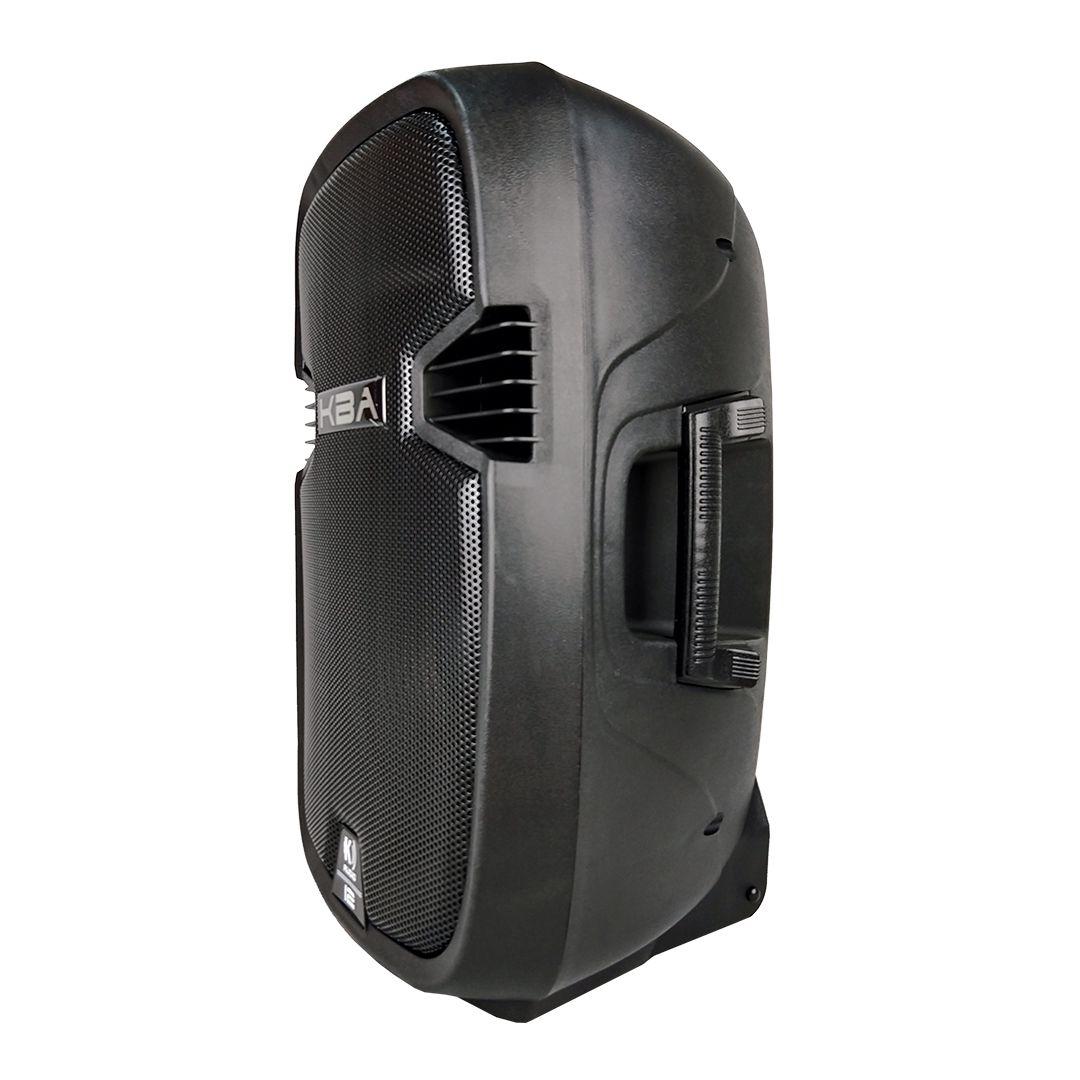 Caixa Som Ativa 12 Pol K-Audio KBA12 USB MP3