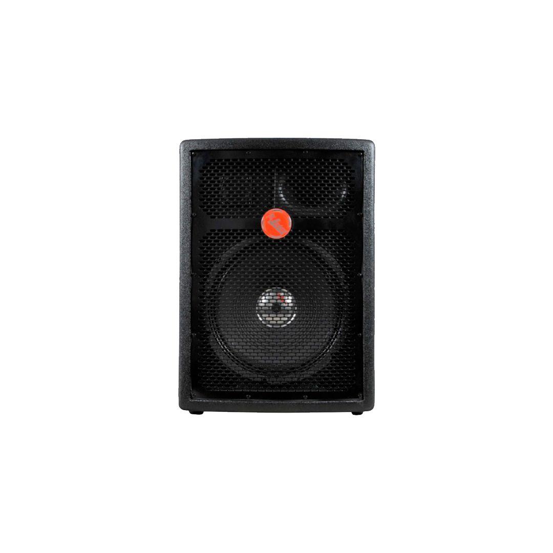 Caixa Ativa Leacs 12 FIT320A 250w RMS C/ Usb e Bluetooth