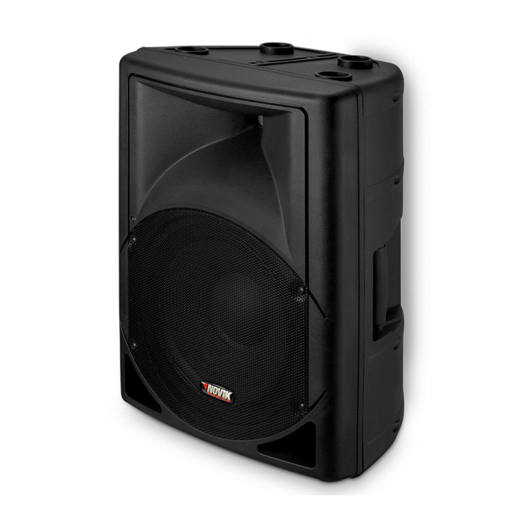 Caixa Ativa Novik 10 Neo Evo150A 150w RMS C/ Bluetooth Usb