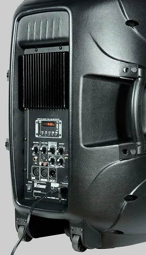 Caixa Ativa Staner Ps1201 Mp3/Usb + Suporte Tripé Staner