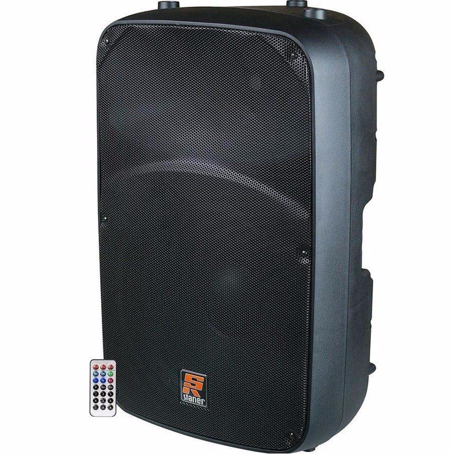 Caixa Ativa Staner Sr315a 300w Usb Bluetooth
