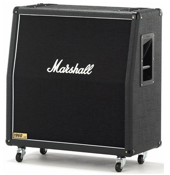 Caixa Gabinete Marshall 1960A 4 x 12 300W RMS