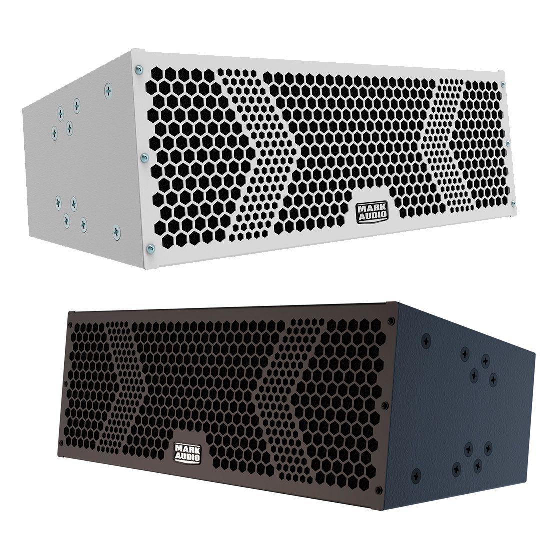 Caixa Line Array Mark Audio Vmk6 Ativo 500w RMS