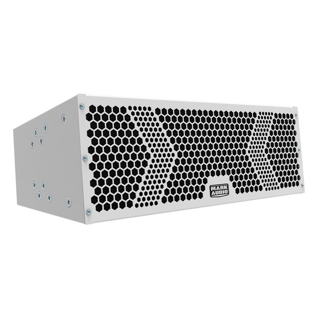 Caixa Line Array Mark Audio Vmk6 Ativo 500w RMS Branco