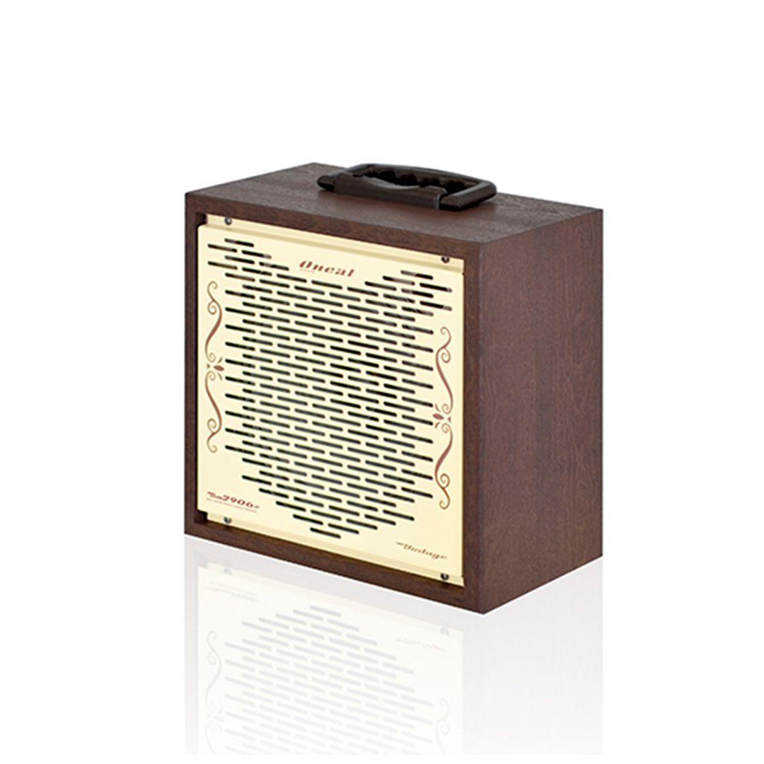 Caixa Multiuso 6 Pol Com bateria Oneal OCM2906B 100W