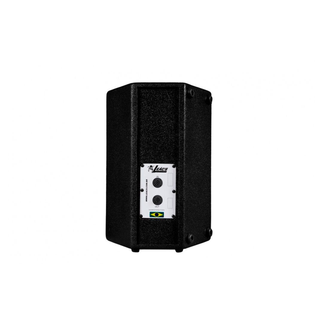 Caixa Passiva Leacs 10 FIT160 80w RMS 3 Vias