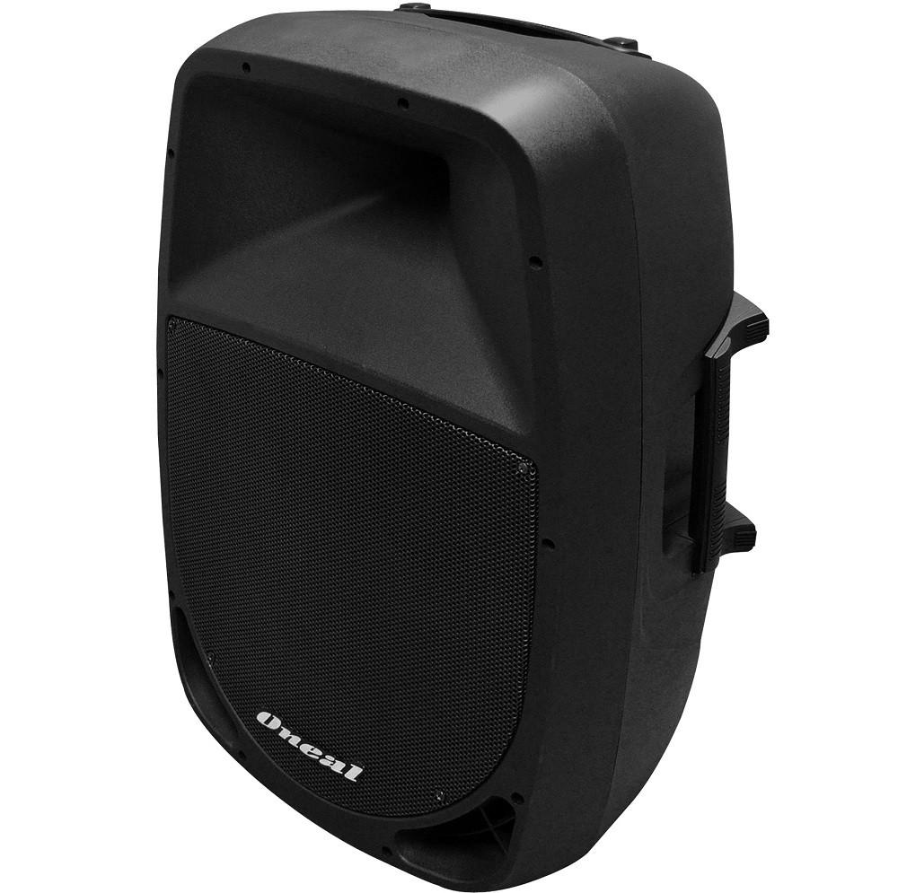 Caixa Ativa Oneal 15 OPB1115 BT 220w Rms C/ Bluetooth USB FM