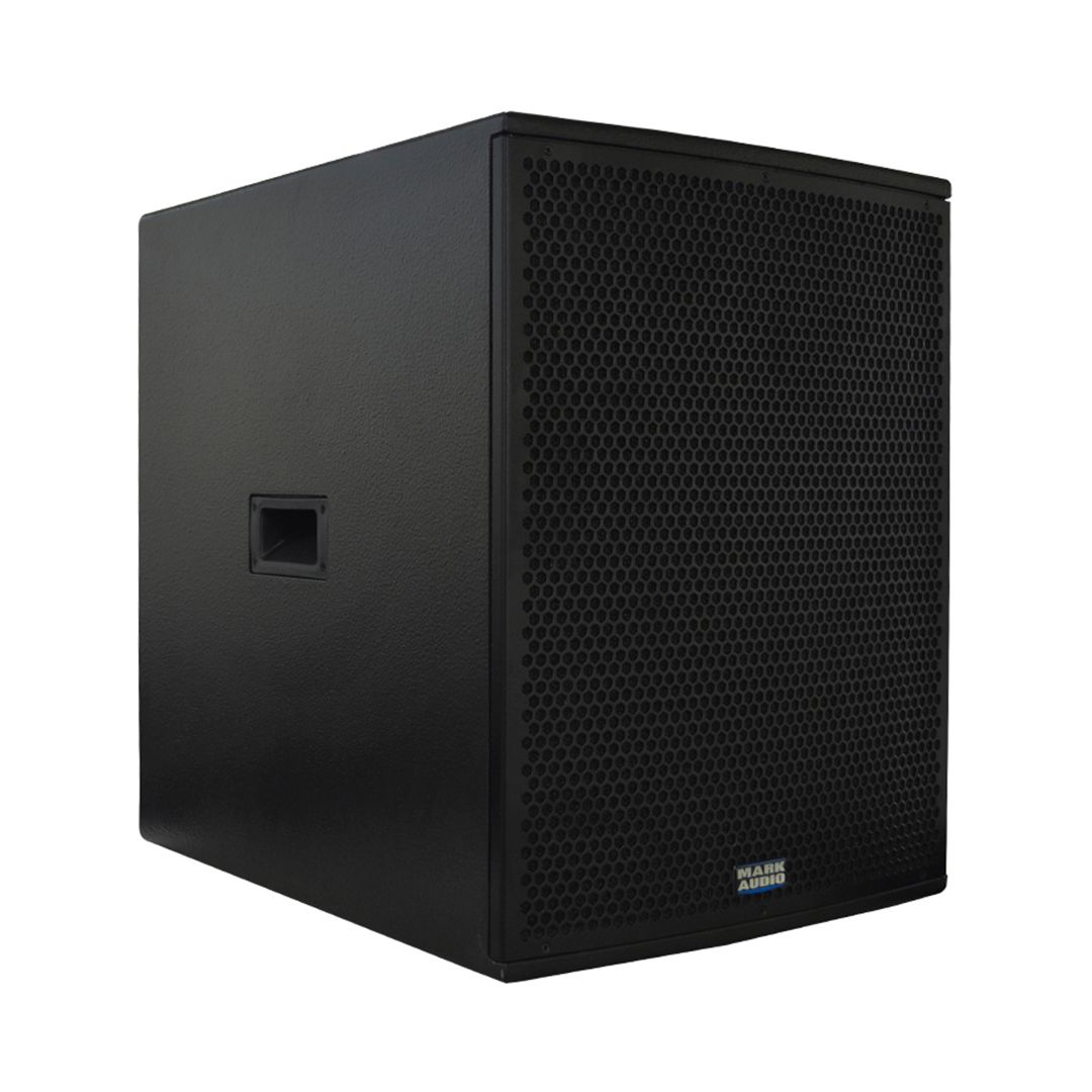 "Caixa Sub Grave Ativo Mark Audio SA 1200 320w 15"""